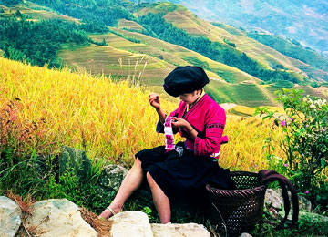 Yao Woman in Longsheng