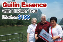 Guilin and Li River Tour
