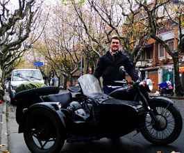 Side car tours